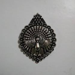 German Silver Eagle Pendant
